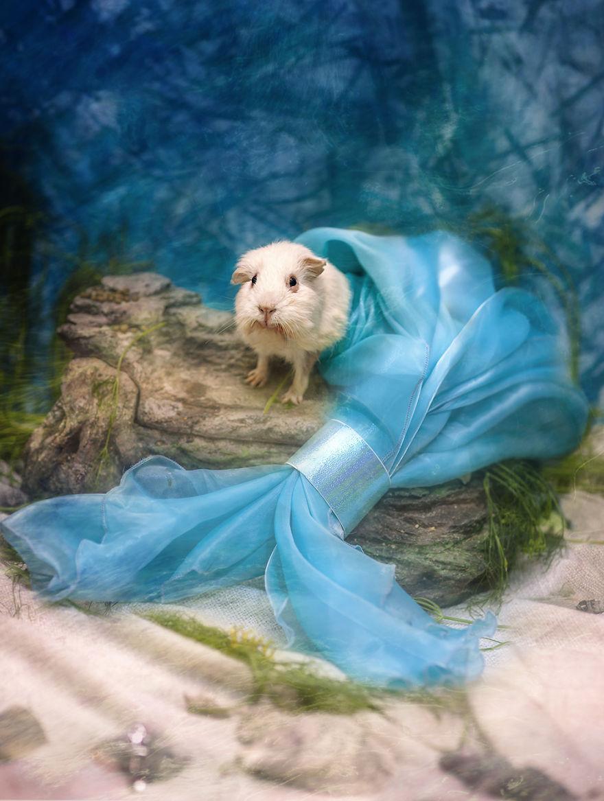 """Paquita En """"The Little Mermaid"""""""