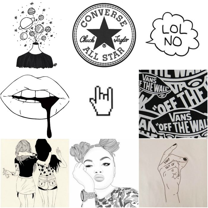 5 Cute Collages And Pictures For Tumblr Or Instagram