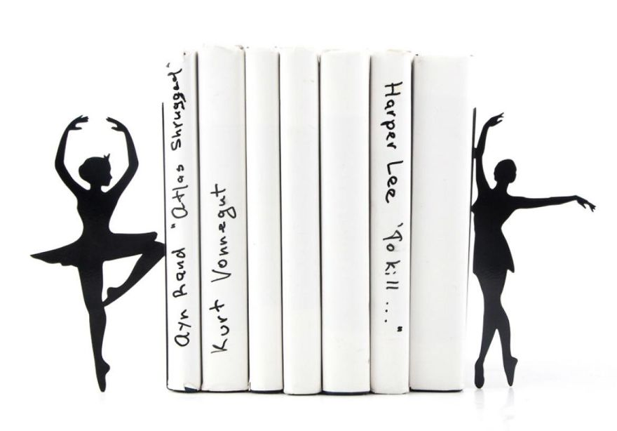 Bookends We Make For Cool People Who Love Books
