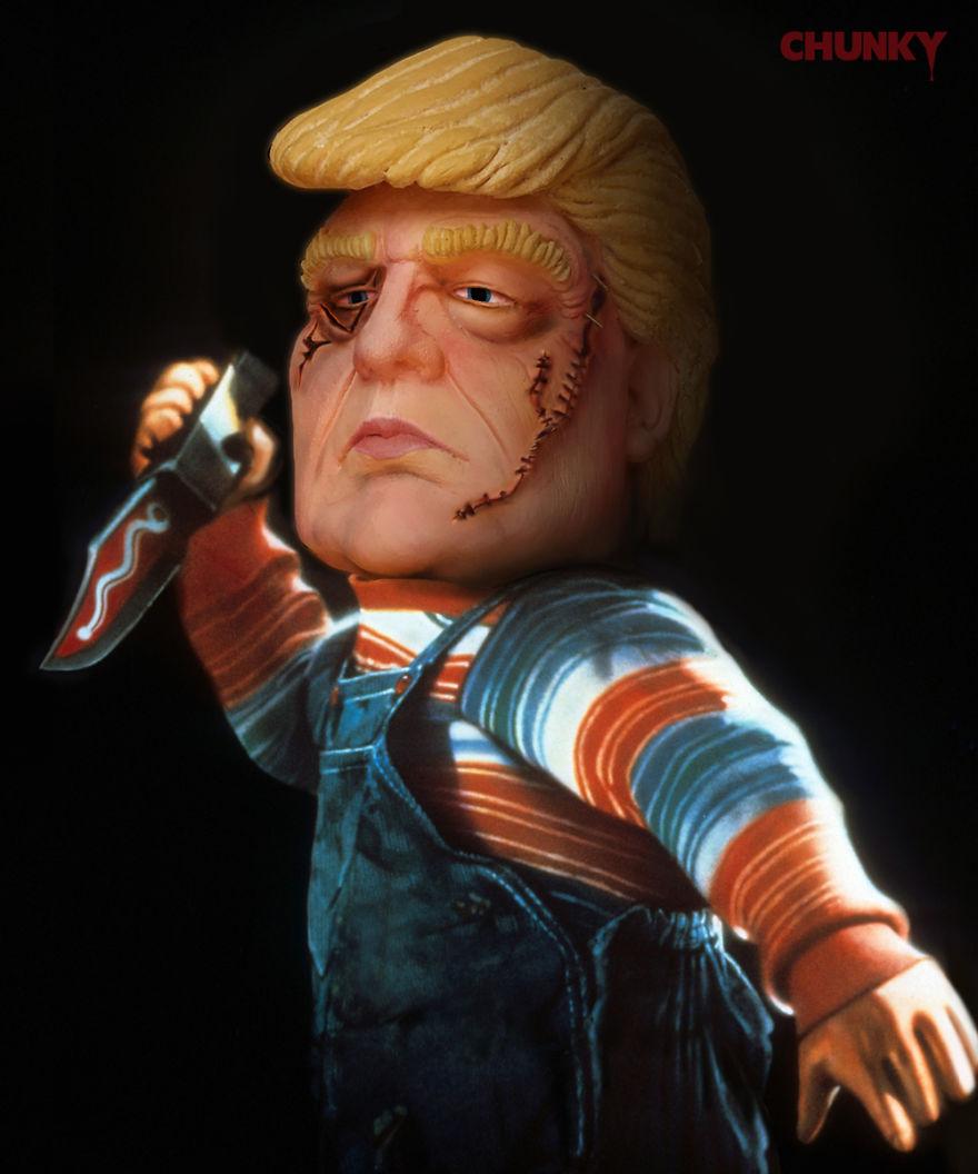 Child's Play - Donald Trump