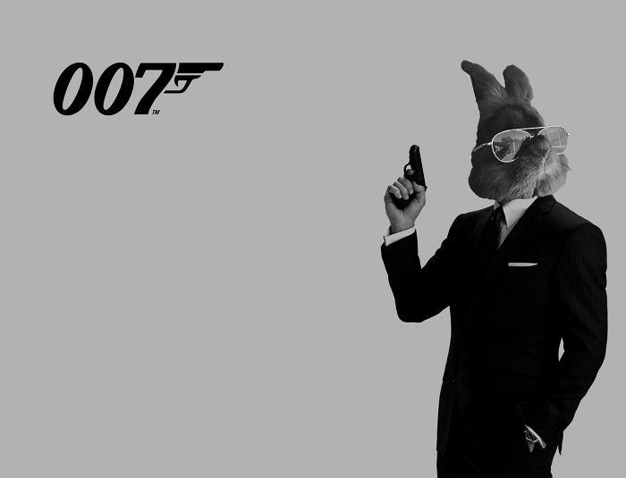 James Buns 007