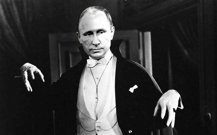 Dracula - Vladimir Putin