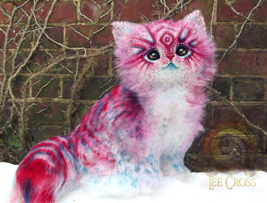 The Poptart Kitten