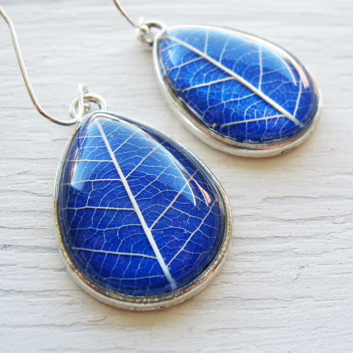 New Botanical Jewelry From Winter Garden Studios