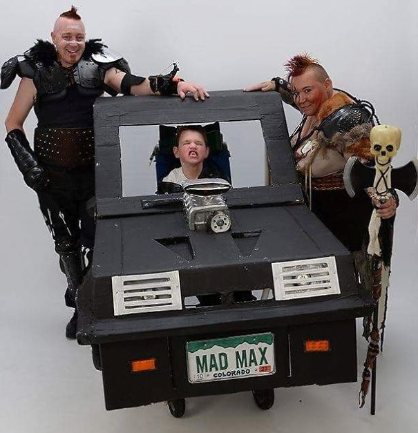 Mad Max, Wes, & A Wasteland Wanderer