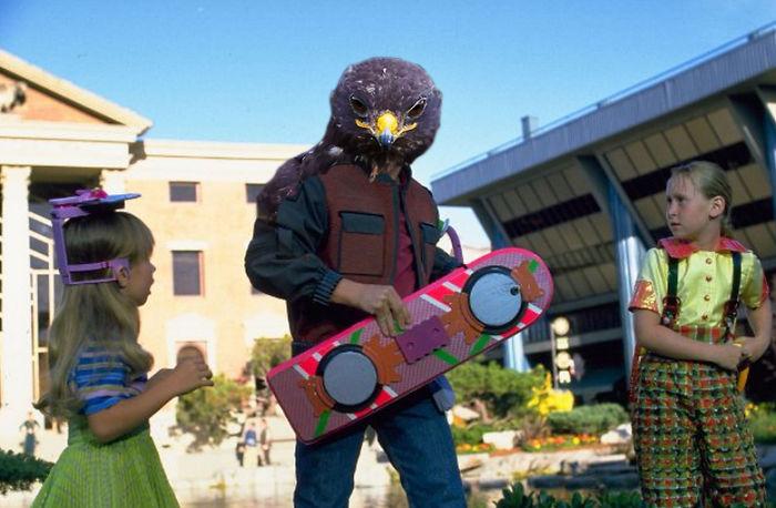 Hawk To The Future