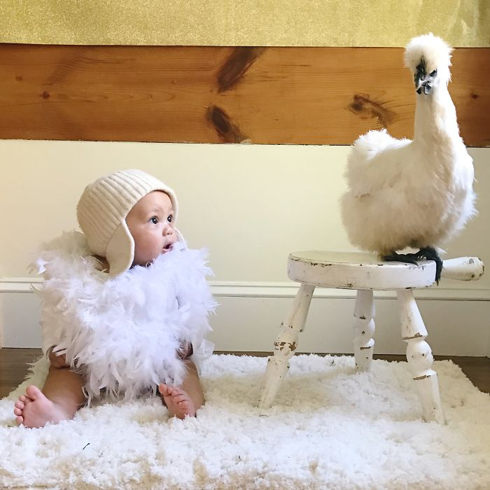 Sweet Fluff Dress Up, Halloween Costumes Of Kids With Their Pets