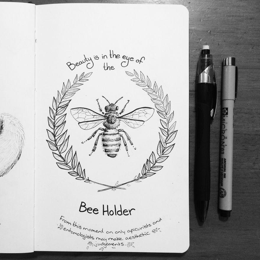 Bee Holders