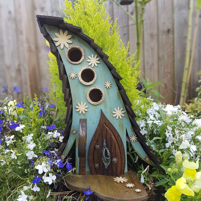 Charmant Magical Birdhouses From Little Lodgings