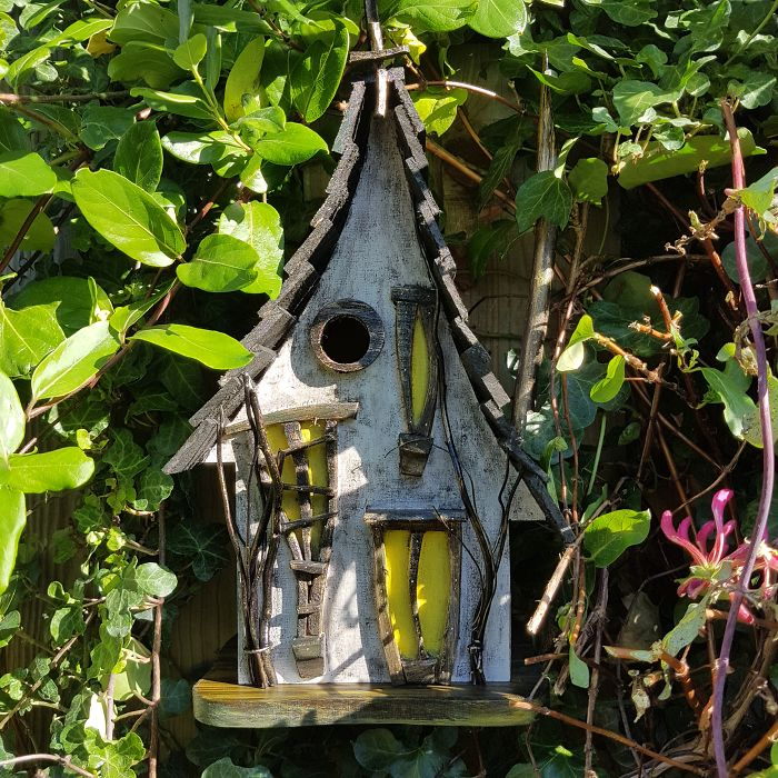 Magical Birdhouses From Little Lodgings