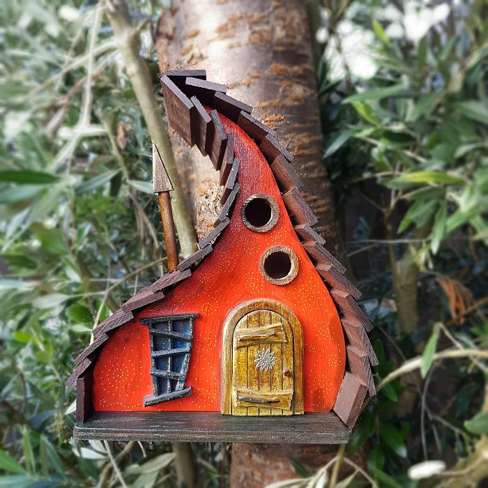 Superior Magical Birdhouses From Little Lodgings