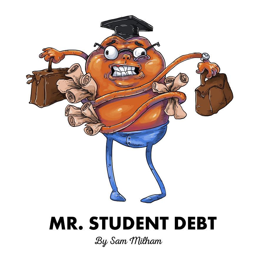 Mr. Student Debt