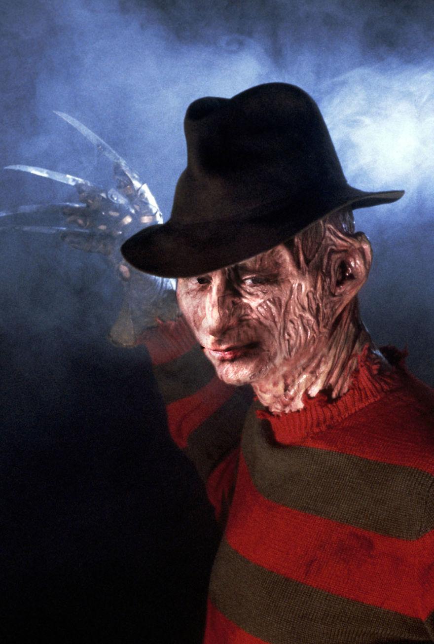 Nightmare On Elm Street - Vladimir Putin