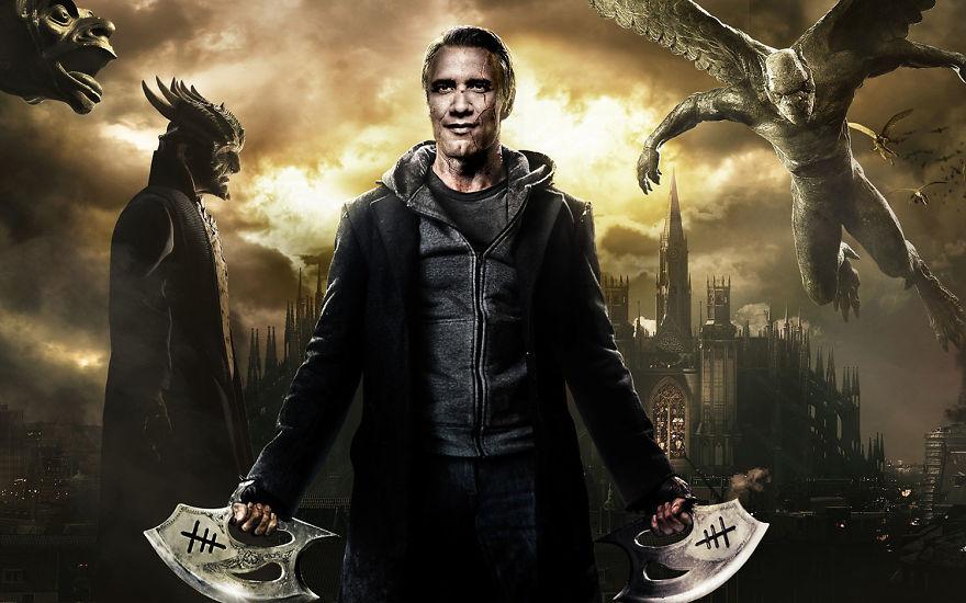 I, Frankenstein - Barack Obama