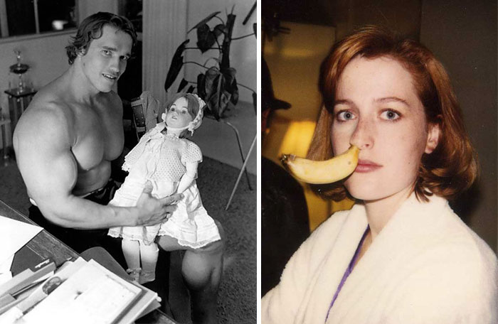 15+ Rare Celebrity Pics That Reveal A Side You've Never Seen Before