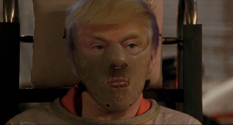 Silence Of The Lambs - Donald Trump