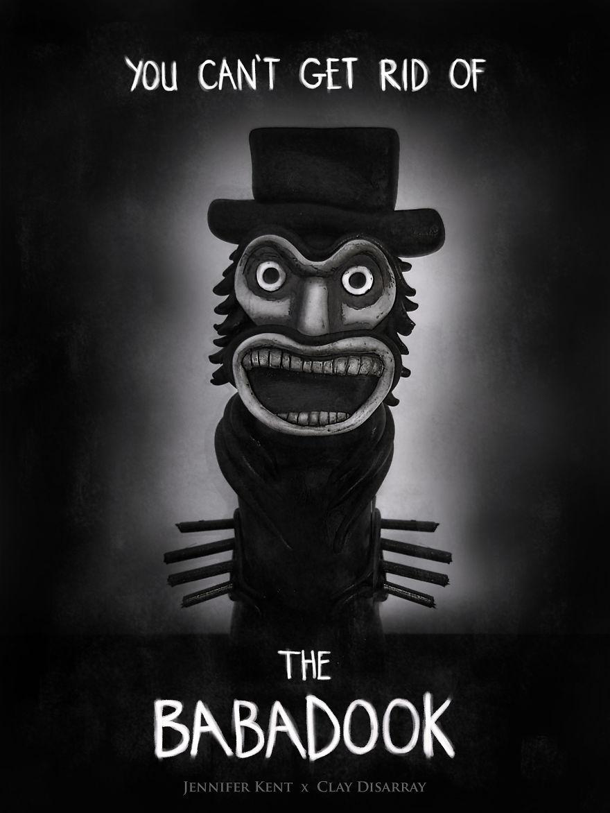 The Babadook (Jennifer Kent, 2014)