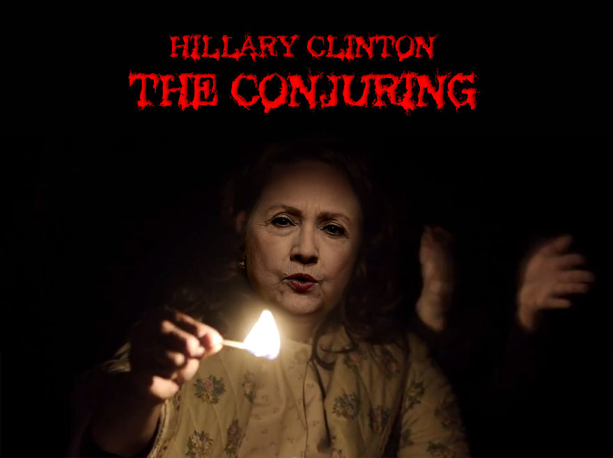 The Conjuring - Hillary Clinton