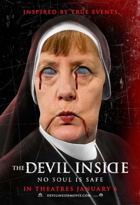 The Devil Inside - Angela Merkel