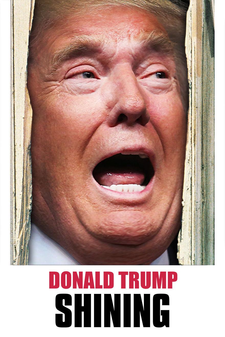The Shining - Donald Trump