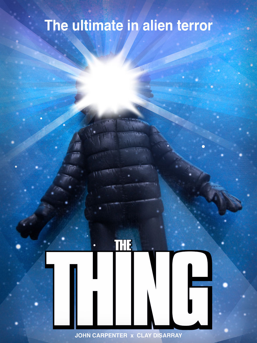 The Thing (John Carpenter, 1982)