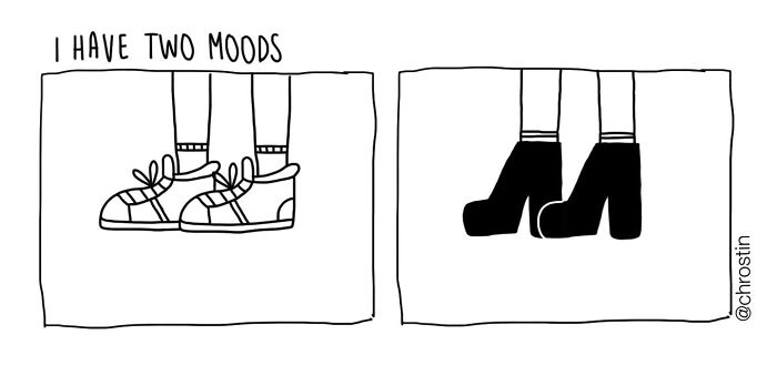 This Girl's Highly Relatable Cartoons, Makes Her Every Girls Best Friend On Instagram!