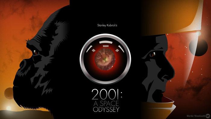 2001: A Spy Odyssey