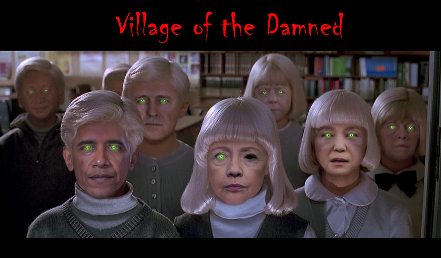 Village Of The Damned - World Leaders
