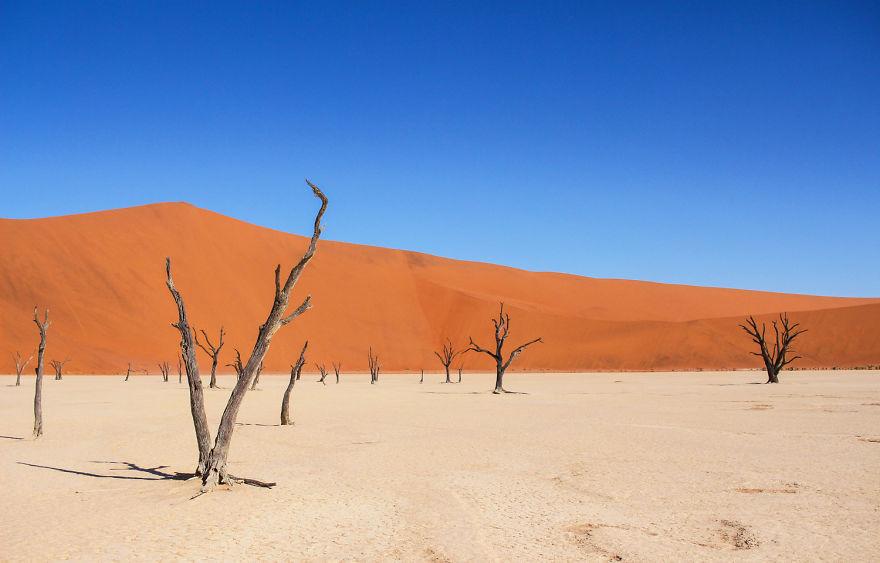 Sossusvlei, Namibia