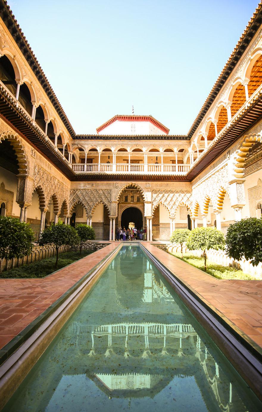 Real Alcazar, Spain