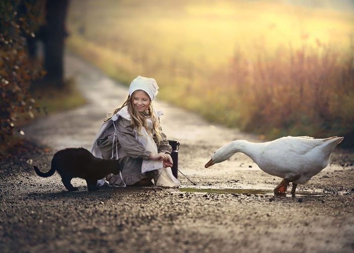 Child Photographers From All Over The World Portray The Rustic Theme