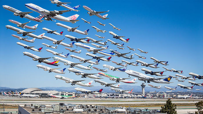 Wake Turbulence: Lax
