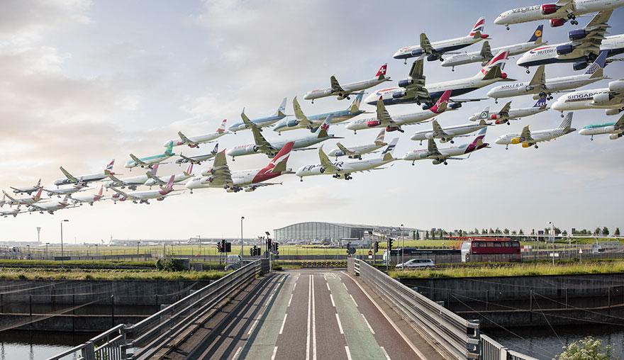 London Heathrow 09l (100, 50, 40)