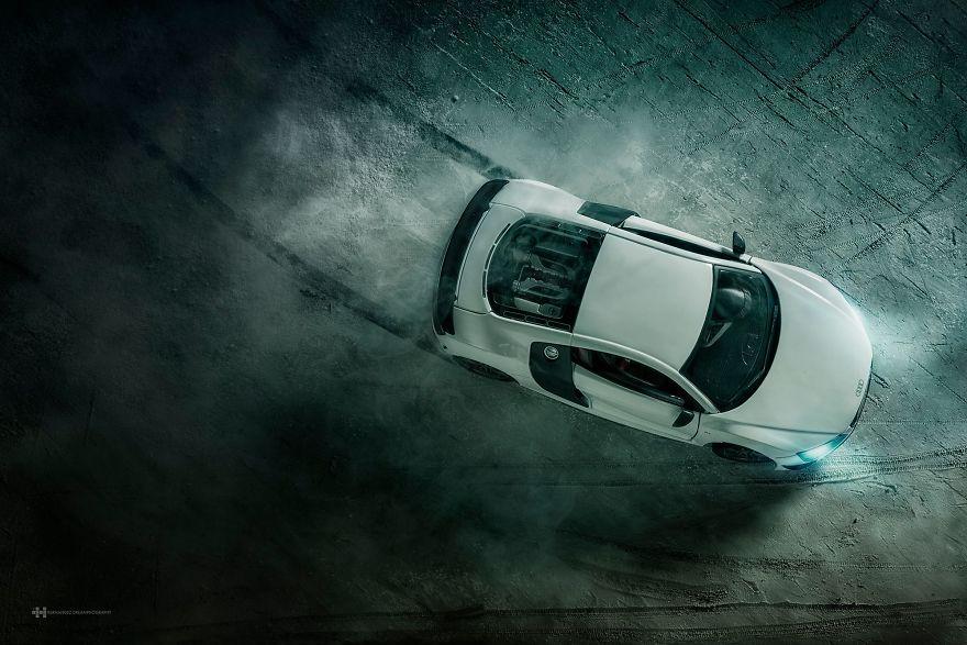 Audi Asks Photographer To Photograph Their 160 000 Sports Car He