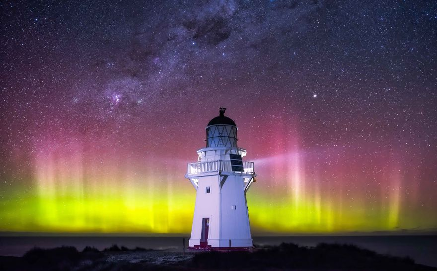 We Spent Winter In New Zealand Photographing The Incredible Night Sky