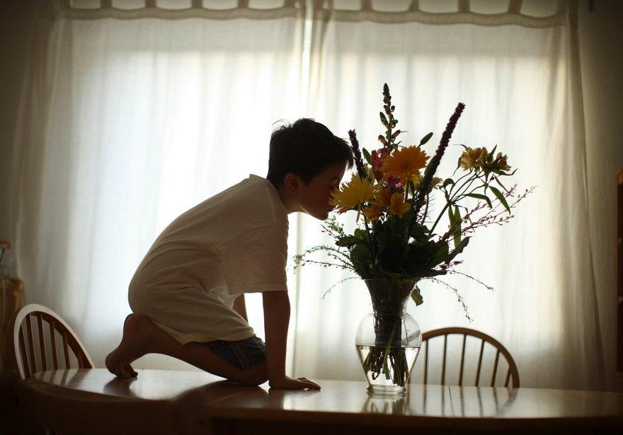 Autistic Son Photography