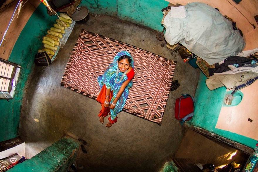 Madyah Pradesh, India, Asha, 17-Year-Old Homemaker