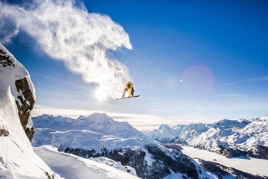 Wings Category Finalist, St. Moritz, Switzerland