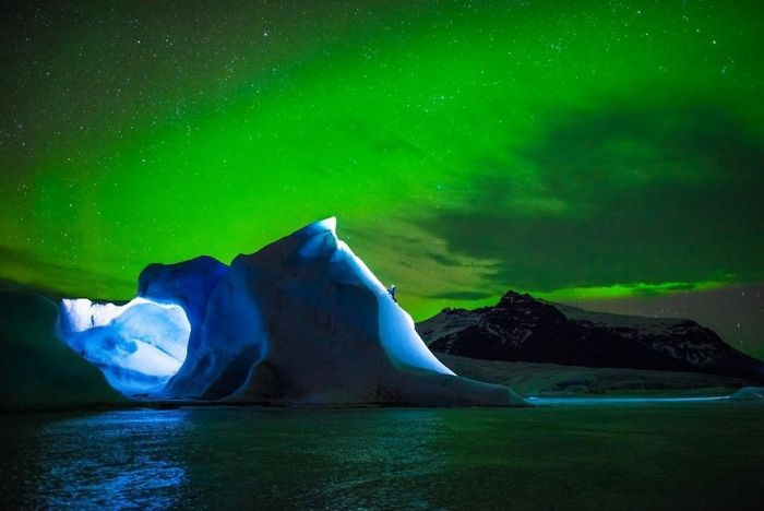 New Creativity Category Finalist, South, Iceland