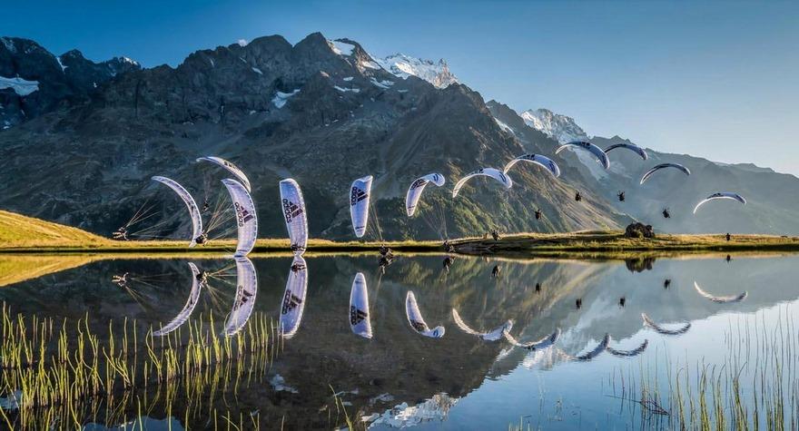 Secuencia Categoría Finalista, Lac Du Pontet, Francia
