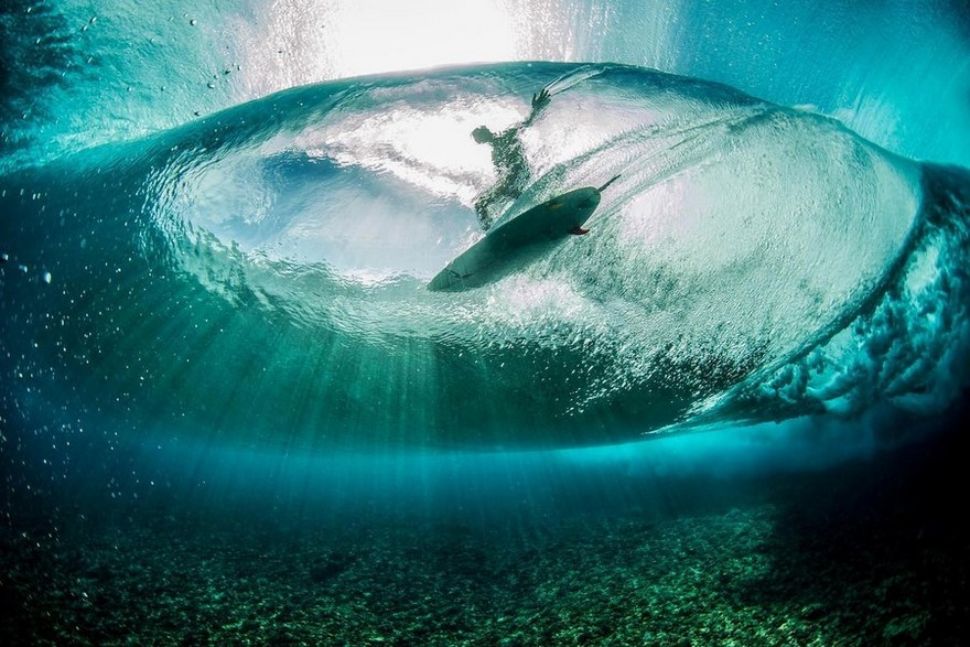 Masterpiece Category Finalist, Teahupo'o, French Polynesia