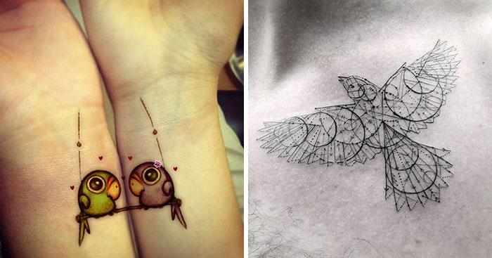 206 Of The Best Bird Tattoo Ideas Ever