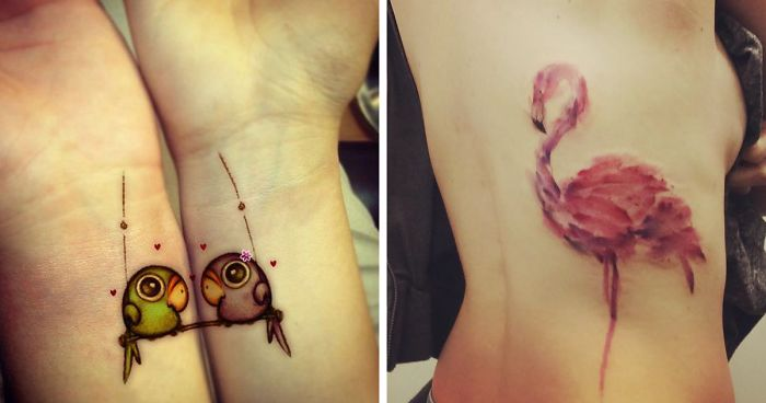 206 Of The Best Bird Tattoo Ideas Ever Bored Panda