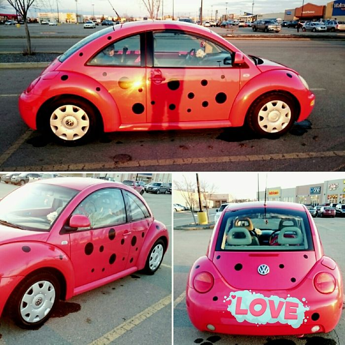 My Lady Bug!