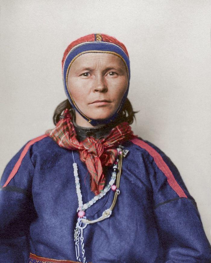 Laplander, 1910