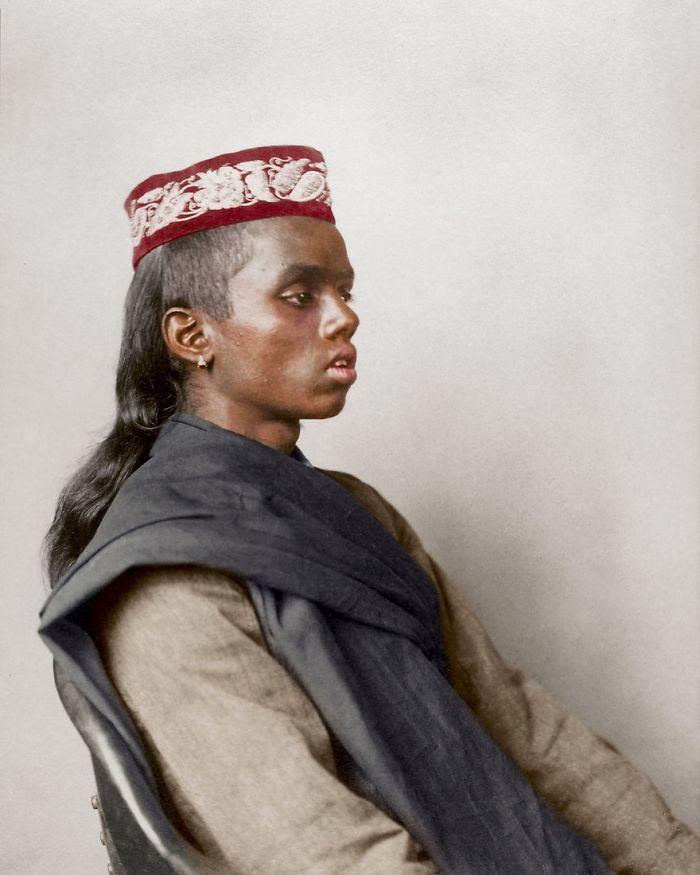 Hindoo Boy, 1911