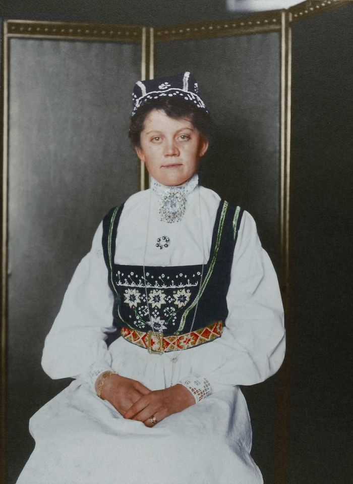 Norwegian Woman, 1906–1914
