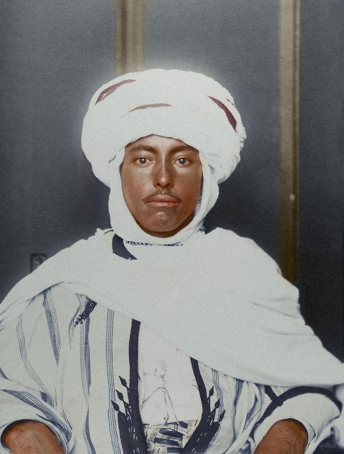 Algerian Man, 1910
