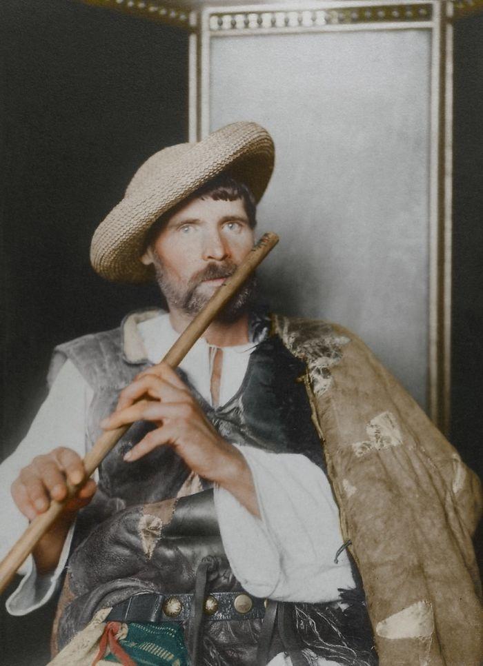 Romanian Piper, 1910