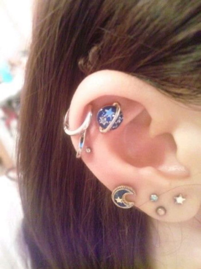 People Are Piercing Constellations And This New Trend Is Out Of